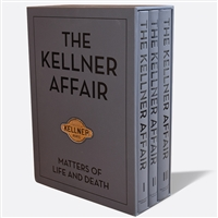 The Kellner Affair by Peter M. Larsen with Ben Erickson Cover