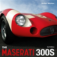 Maserati 300S Second Edition by Walter Baumer Cover