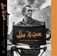 Steve McQueen: The Actor and His Films Cover
