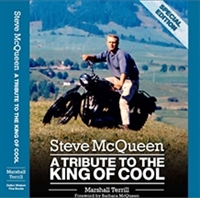 Steve McQueen: A Tribute to the King of Cool Cover