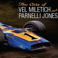 The Cars of Vel Miletich and Parnelli Jones Cover