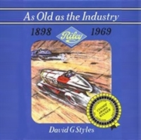 As Old As The Industry: Riley by David G. Styles cover