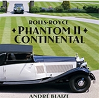 Rolls-Royce:  Phantom II Continental Cover