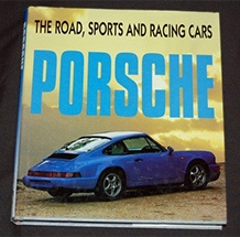 Porsche, The Road, Sports and Racing Cars Cover