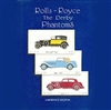 Rolls-Royce:  The Derby Phantoms Cover