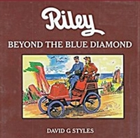 Riley Beyond the Blue Diamond Cover