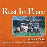 Rust in Peace by Malcolm Tucker cover