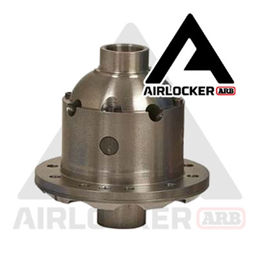 "RD111, Toyota 8"" Clamshell IFS, 3.91 & Up, 30 Spline, ARB Air Locker"