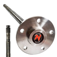 "8.25"" 29 Spline Axle Shaft, 05  Dodge Durango Dakota, 34-1/2"", LH, 5 Lug, 14MM Stud, Uses AK6410"