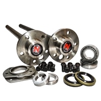 "31 Spline Large Bearing Bronco (76-77 W  2-1 4"" Brakes) 9"" Axle Kit Both"