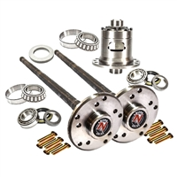 Nitro D35 Bolt-In C-Clip Axle Kit Detroit locker
