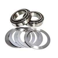 Nitro Gear & Axle, Carrier Bearing Kit (incl pair of bearings races & shim kit)