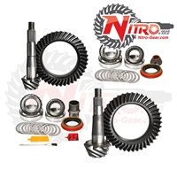 Nissan Gear Package
