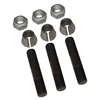 Steering Arm Stud Kit (4 Studs, Cones, Nuts) For Dana 44 & Chevy 10 Bolt Front