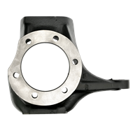 Nitro HD Kingpin Steering Knuckle