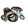 1991-1997 Land Cruiser FJ80 Knuckle Kit (Both Sides) W Bearings, Seals, Wipers