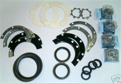 86-95 Samurai Knuckle Kit (Both Sides) W Bearings, Seals, Wipers