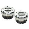 Mile Marker Locking Hub Set D60 & 70, 35 Spline