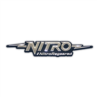 Nitro Vehicle Badge
