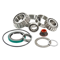 "9"" Ford Big Pinion Bearing Kit for Oversized Support, to use 28 spl R&P, Incl Solid Spacer"