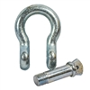 Shackle D-Ring 3/4 inch 4.75 Ton Rating