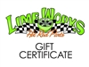 LimeWorks Gift Certificate