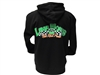 LimeWorks , Hoodie , Black , Speed Shop Design, Hot Rod , Street Rod , Apparel ,