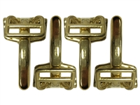 Hood Strap Brass Buckle Pack