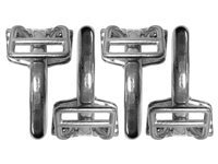 Hood Strap Stainless Steel Buckle Pack