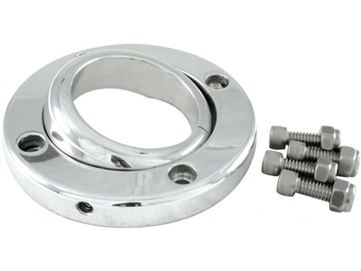 Polished Aluminum , Swivel Mount , Borgeson , Mullins , LimeWorks , Hot Rod , Street Rod ,
