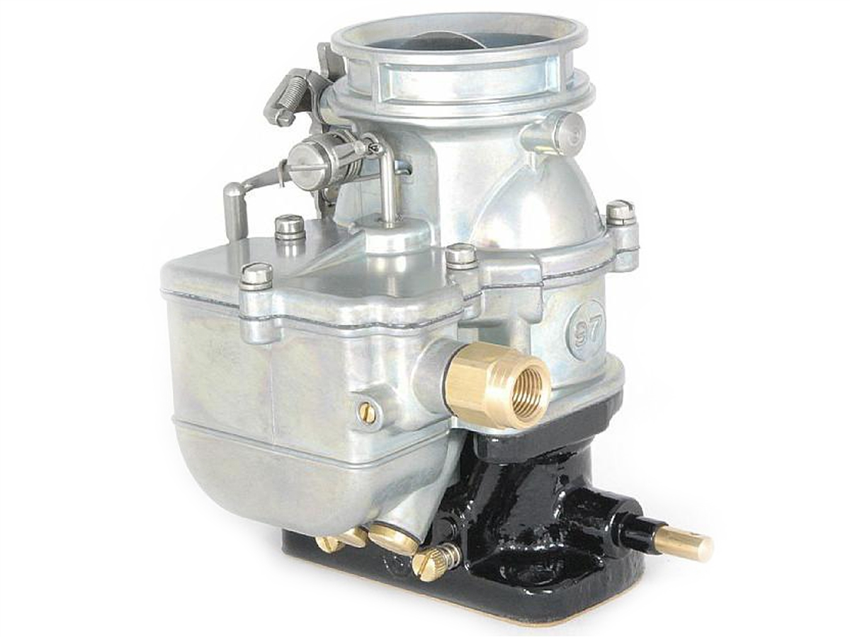 9510A Genuine Stromberg 97 Carburetor (Unpolished)
