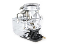 9510A , Genuine , Stromberg 97 , Chrome , Carburetor , early ford ,