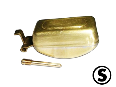 Genuine Stromberg , 9550K Brass Float with Hinge Pin , Carburetor , early ford ,