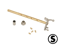 Genuine Stromberg , 9581K-LZ Push Style Shaft and Bush Kit , Carburetor , early ford ,