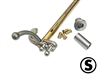 Genuine Stromberg , 9581K Throttle Shaft and Bush Kit , Carburetor , early ford ,
