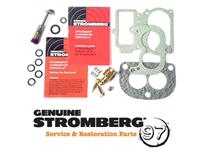 Genuine Stromberg , 9590K 81 Premium Service Kit 81 , Carburetor , early ford ,