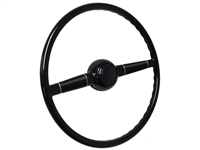 Forty Steering Wheel Black Kit