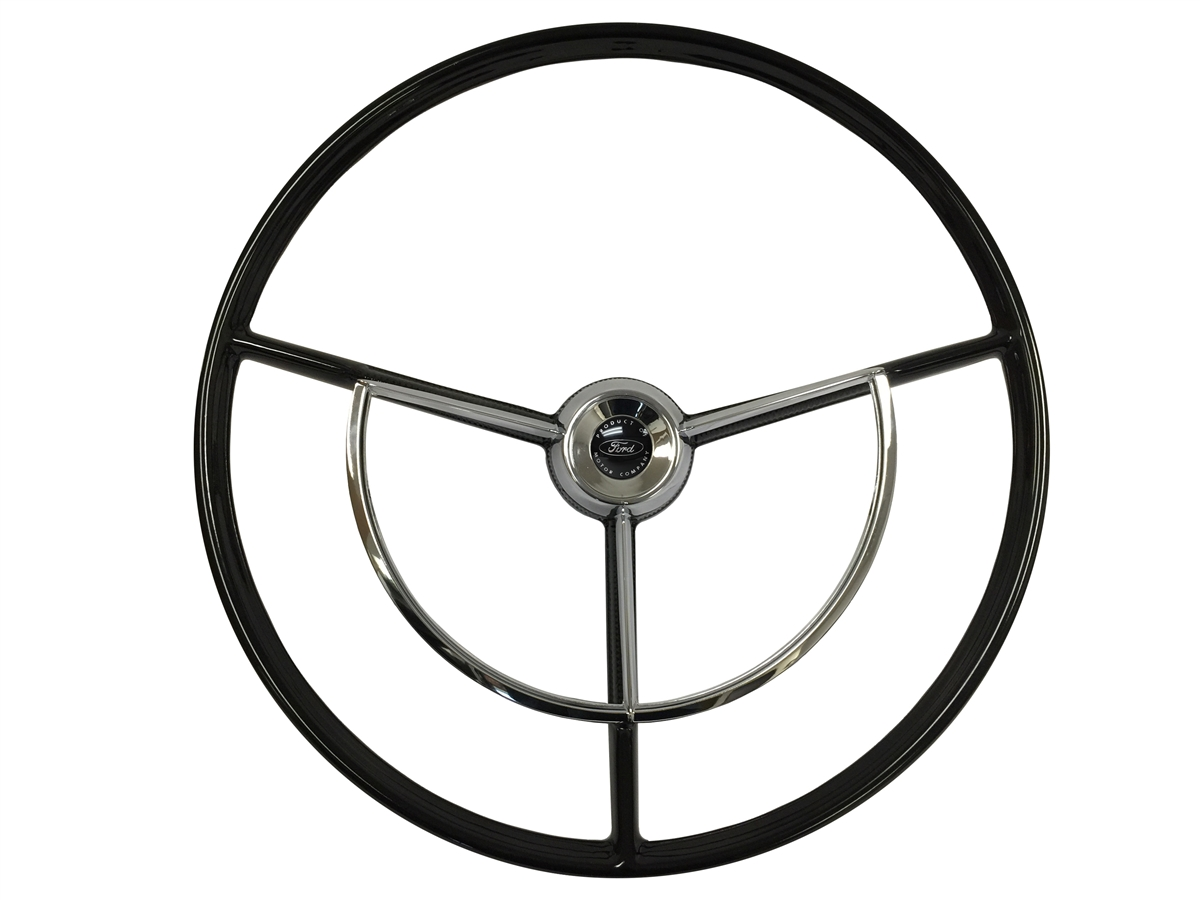 Auto Pro Usa Ford Falcon Steering Wheel Kit