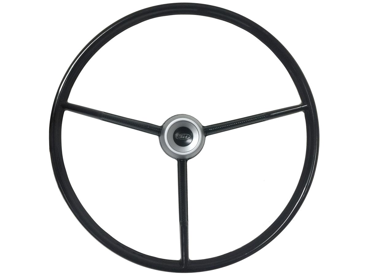 1969 Ford F100 Steering Wheel Black Auto Pro Usa Volante Truck 1200x900