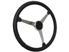 Sprint Wheel 3 Spoke Black V8 Hot Rod Kit