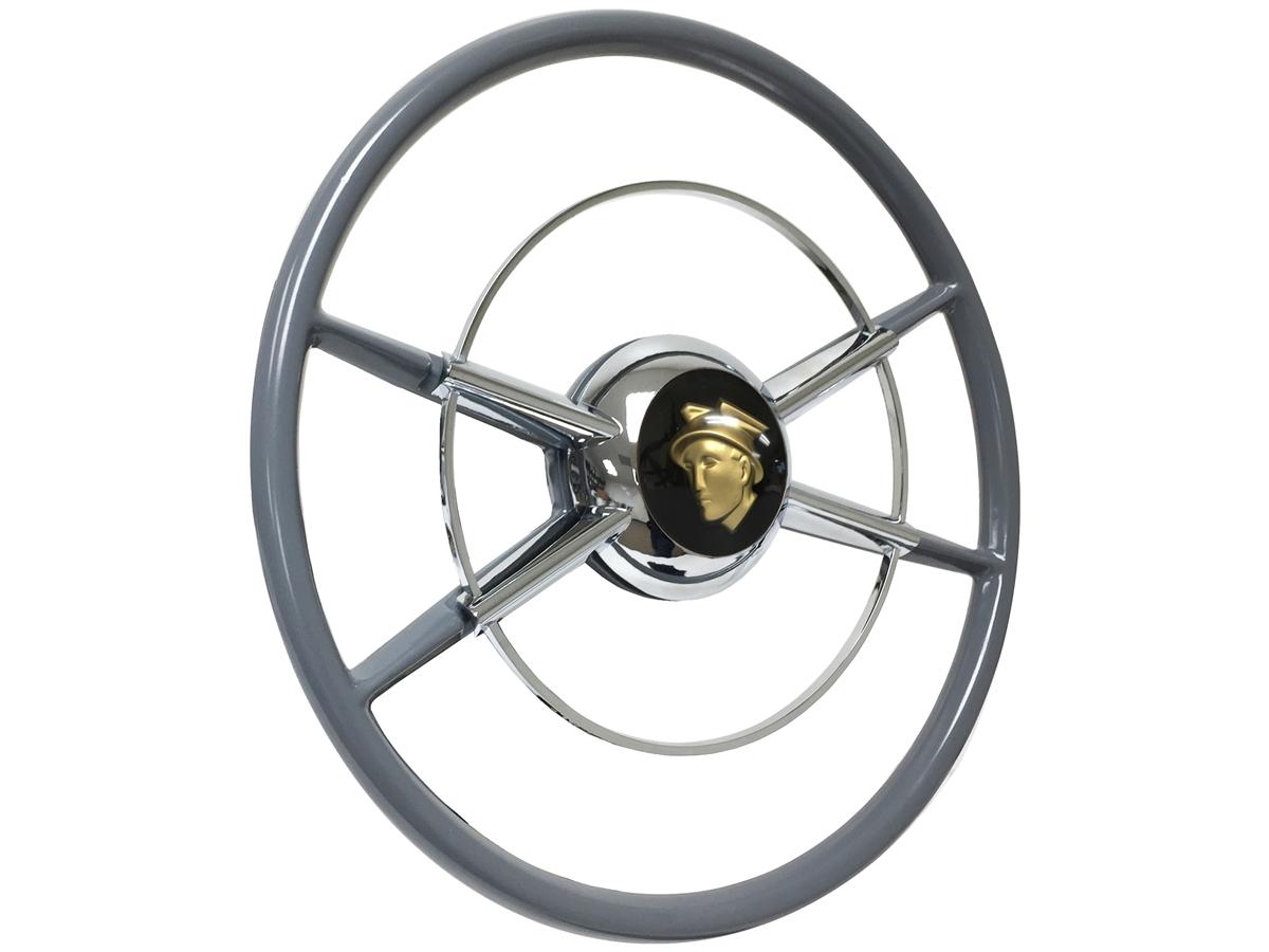 1935 Chevy Pickup Steering Wheel Horn Diagram Electrical Wiring Crestliner Kit Hot Rod Street F100 Deluxe