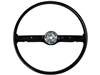 1968 1969 Ford Mustang Steering Wheel Reproduction OE