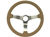 Auto Pro usa , volante , S6 , oe restoration , solid , leather , Tan , Steering Wheel , GM , brushed , Corvette , 1963 , 1964 , 1965 , 1966 , 1967 , 1968 , 1969 , 1970, 1971 , 1972, 1973 , 1974 , 1975 , 1976 , 1977 , 1978 , 1979 , 1980 , 1981 , 1982 ,
