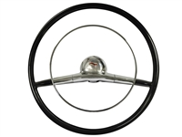 Auto Pro USA , Volante , Tri 5 , Bel Air , 16 inch , Steering Wheel , 1957 , Chevy , Reproduction , Restomod