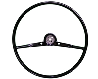 1957 Chevy Tri-Five Steering Wheel ,  18 inch , reproduction , bel air , 150 , 210 , Nomad , Volante , Auto Pro USA