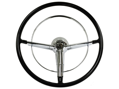 Auto Pro USA , Volante , Tri 5 , Bel Air , 150 , One Fifty , Two Ten , Nomad , Restomod 16 inch Steering Wheel , 1955 , 1956