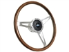 S9 Classic Wood Steering Wheel Ford Kit