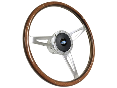 Classic , Ford , Steering Wheel Kit,  Taper and Key , Hot Rod , Street Rod