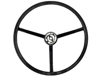 1963 1964 Ford Galaxie Black Steering Wheel