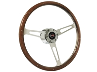 Auto Pro USA , C4 Corvette , Volante , Steering Wheel , telescopic , Wood ,  full kit  , volante ,  1984 , 1985 , 1986 , 1987 , 1988 , 1989 ,  brand new , reproduction ,